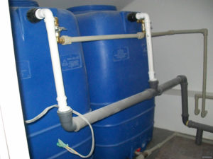 Выбор и установка накопительного бака для водоснабжения