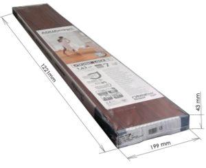 Ширина и длина ламината. Выбираем оптимальную размер панелей