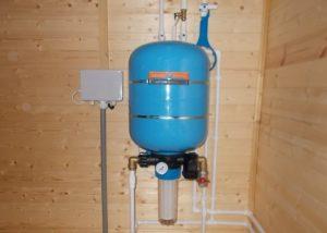 Гидроаккумулятор для систем водоснабжения – чтобы вода была всегда