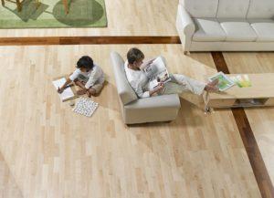 Фото примеры линолеума в интерьере: что постелить дома и как выбрать производителя