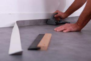 Как правильно постелить линолеум: технология и инструменты для укладки