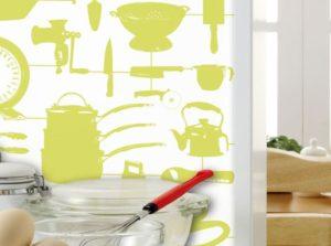 Как выбрать обои для кухни – обзор существующих материалов