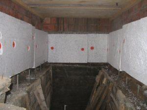 Как и чем утеплить потолок подвала частного дома и гаража