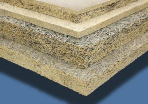 Фибролитовые плиты – особенности материала и сфера применения