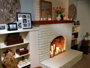 Камин своими руками – украсим интерьер и отопим дом