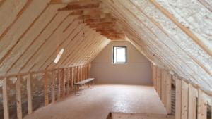 Утепление мансардной крыши – комфортное жилье вместо чердака