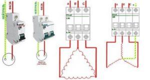 Подключение автоматического выключателя – как это сделать своими руками