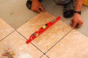 Укладка металлической плитки для пола и области применения