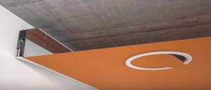 Вытяжки и вентиляционные решетки для натяжного потолка и их установка