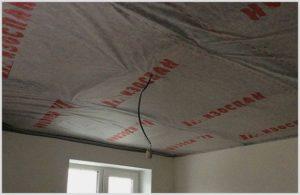 Изоспан A – монтаж ветрозащиты для вашего дома