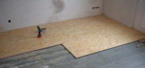 Правила укладки линолеума на деревянный пол и подготовка основания