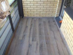 Напольные покрытия для балкона и лоджии