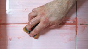 Затирка швов плитки – выбор состава и правильное нанесение
