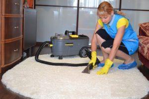Профессиональная химическая чистка ковролина