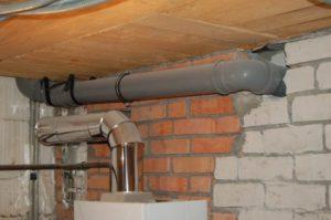 Вентиляция в частном доме из канализационных труб – оправданная экономия на ремонте