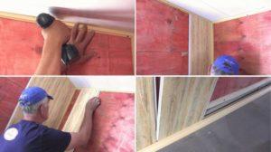 Пластиковые панели для стен – особенности, ассортимент и правила монтажа