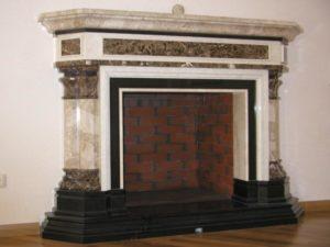 Обрамление для камина – как изготовить оригинальную конструкцию?