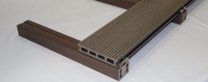 Технология монтажа бесшовной террасной доски из ДПК и обзор производителей