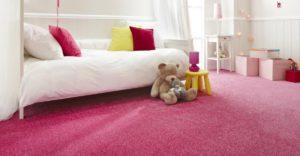 Виды детского ковролина