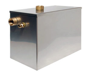 Расширительный бак для отопления открытого типа