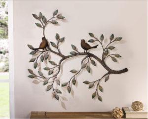 Как сделать декоративное панно – украшение стен своими руками