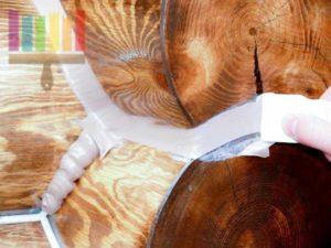 Герметик для дерева: виды, свойства, технология нанесения