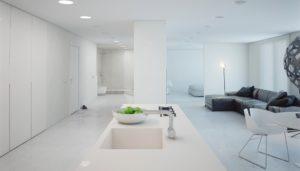 Минимализм в интерьере – черты и правила оформления комнат