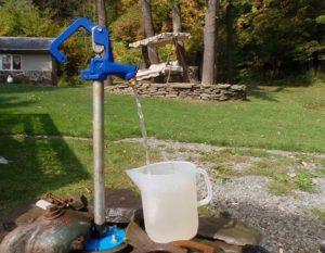 Абиссинский колодец – бесплатная питьевая вода на загородном участке
