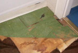 Подложка под линолеум на бетонный пол – как получить надежную основу?