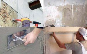 Выравнивание стен в ванной под плитку – методы подготовки поверхностей