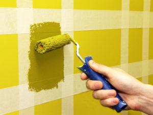 Как покрасить гипсокартон – красим стены правильно в домашних условиях