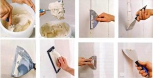 Сколько сохнет шпаклевка на стенах – время ожидания для разных составов