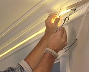 Монтаж светодиодной ленты своими руками – выбираем подходящий вариант и изучаем возможные способы