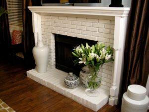 Декоративный камин из гипсокартона – создаём домашний очаг