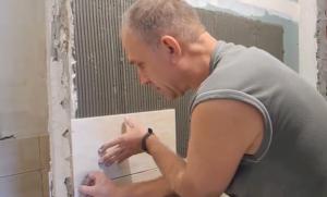 Клеим плитку на гипсокартон – не так сложно, как кажется