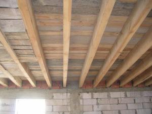 Деревянные перекрытия как достойная альтернатива железобетонным плитам