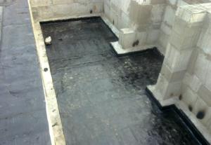 Гидроизоляция полов в подвале