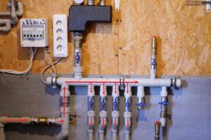 Коллектор отопления своими руками для полипропиленовых труб – схема и особенности монтажа