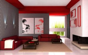 Дизайн зала в квартире – выбор цвета, стиля и материалов