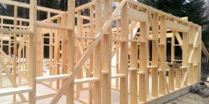 Каркасные дома – преимущества и недостатки конструкций