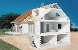 Дом из газобетона – возведем современное жилище из популярного строительного материала!