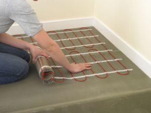 Теплый пол: маты под плитку и ламинат, как лучше сделать?