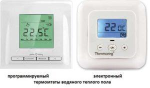Идеальная температура теплого пола — как регулируется