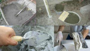 Раствор для штукатурки стен – как правильно сделать смесь своими руками?