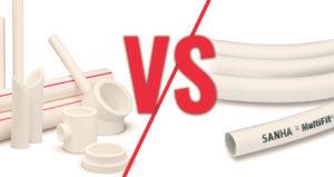 Полипропилен или металлопластик – что лучше?
