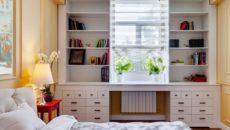 Как организовать рабочее место у окна и сэкономить пространство в квартире?