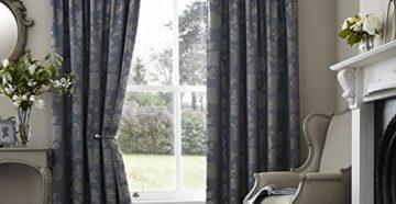 Как подобрать шторы к интерьеру – виды портьер и советы по выбору