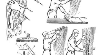 Как клеить виниловые обои на стену и потолок – технология работы с учетом особенностей материала