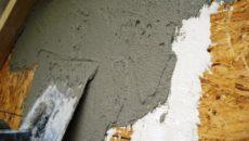 Чем шпаклевать ОСБ, можно ли штукатурить – советы по выбору материалов и производству работ