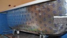 Шумоизоляция ванны — устранение недостатка стальной емкости